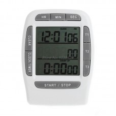 timer Laboratory-  LCD Multi-Channel Timer CountDown